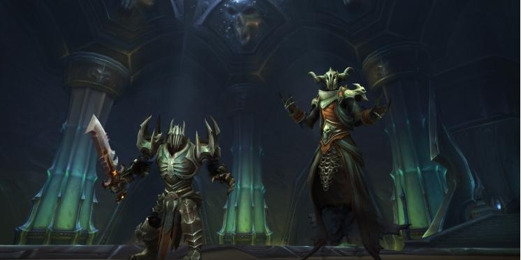 WoW: Bonuswoche für Shadowlands-Dungeons