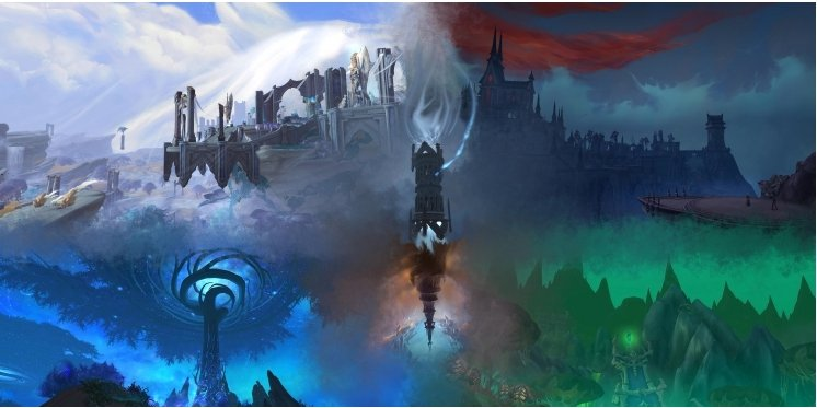 WoW Shadowlands Wallpaper