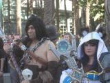 Blizzcon 2014: Cosplayer in Bild und Ton