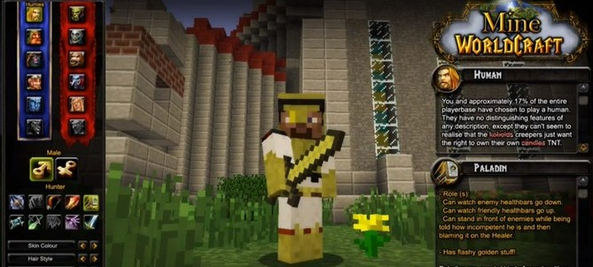 Mine Of Worldcraft World Of Warcraft Nachgebaut In Minecraft Video - Minecraft spiele anschauen