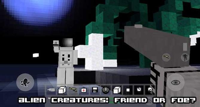 Mooncraft Mit Der IOSApp Mooncraft Jetzt Minecraft Auf Dem Mond - Minecraft spiele jetzt spielen