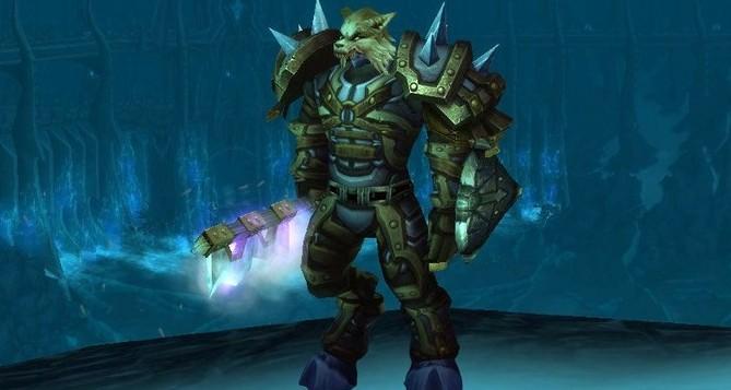 Welt der Warcraft sexy Rüstung