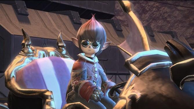 Final fantasy xiv patch 2 38 ist da free trial zodiak waffen